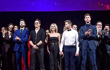 ¡Increíble! Casi todo Hollywood asistió al estreno de Avengers: EndGame
