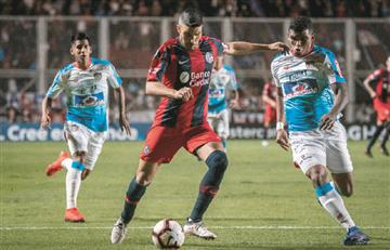 Junior busca una victoria ante San Lorenzo para aspirar a Sudamericana