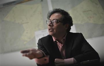 """""""Sicario, sicario, sicario"""": Así fue la acalorada discusión entre Uribe y Petro en el Senado"""