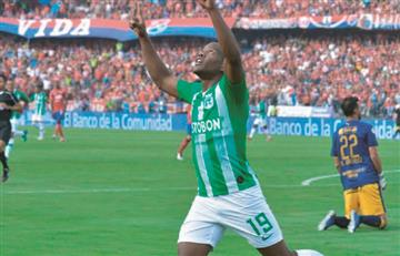 Sigue YA MISMO EN VIVO ONLINE el clásico entre Nacional y Medellín
