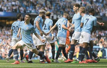 Sigue EN VIVO ONLINE el partido entre Manchester United y Manchester City
