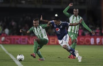 Los 5 partidos del fútbol colombiano que más se han disputado
