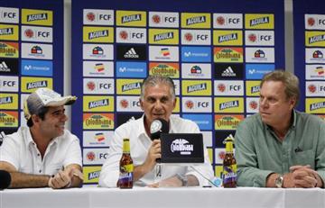 ¿Se queda la Selección en Barranquilla? Esto dijo Queiroz al respecto