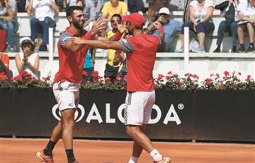 [VIDEO] ¡Colombian Power! Cabal y Farah se clasifican a las semifinales del ATP 500 de Barcelona