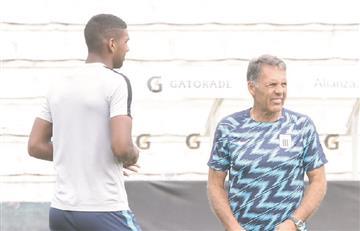 Miguel Ángel Russo le dice adiós a Alianza Lima