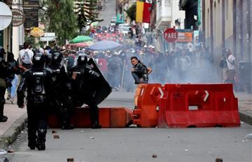 ¿Abuso de autoridad? Fotógrafos denunciaron ataques por parte de la Policía en el paro nacional