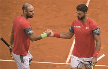 [VIDEO] ¡Colombian Power! Cabal y Farah clasifican a la final del ATP 500 de Barcelona