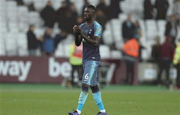 Con Davinson Sánchez, Tottenham cayó ante West Ham