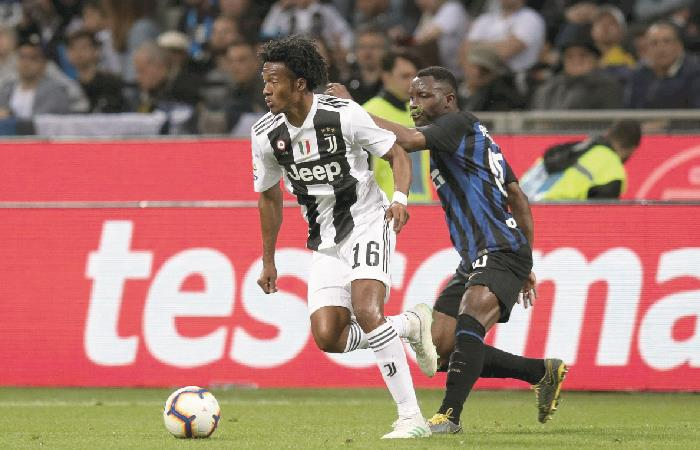 Serie A: Inter de Milán y Juventus igualaron en el derbi de Italia