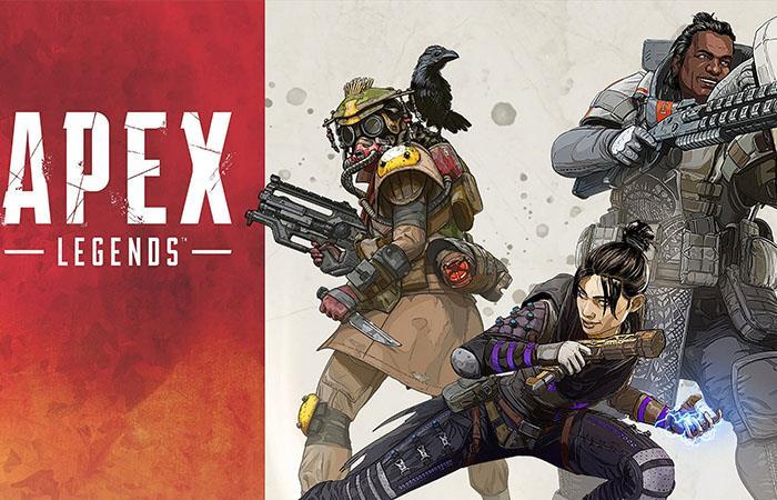 Apex Legends parecía ser la competencia de Fortnite, pero poco a poco ha ido perdiendo popularidad. Foto: Twitter