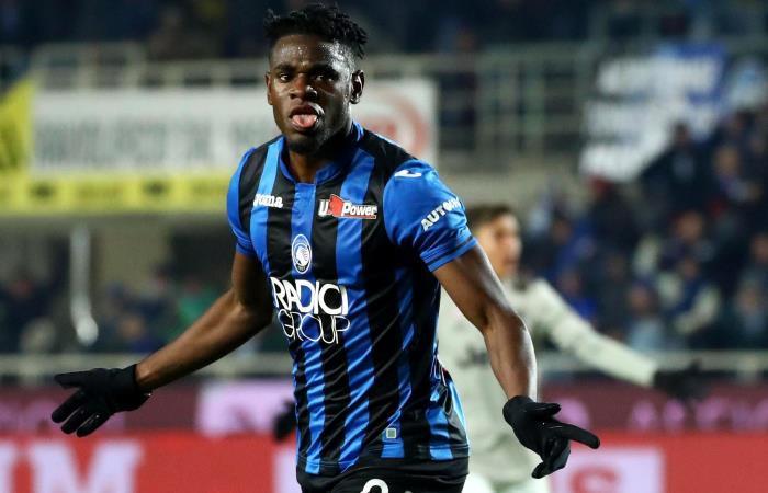 Serie A: Atalanta con Duván Zapata se afianza en zona de Champions League