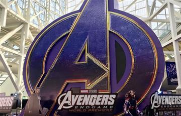 Mujer se emociona demasiado en el estreno de 'Avengers: Endgame' y termina hospitalizada