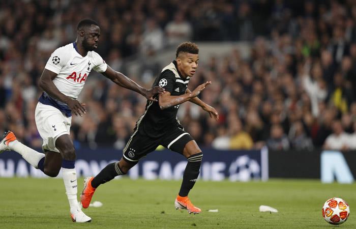 Champions League: Tottenham cayó en casa ante Ajax por la mínima diferencia