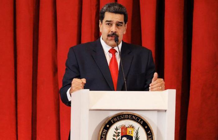 Sigue la movilización liderada por Guaidó en Venezuela. Foto: Twitter