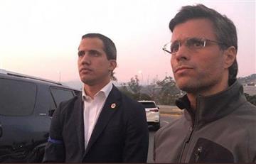 """Leopoldo López y su familia estarían """"resguardados"""" en embajada de Chile en Caracas"""