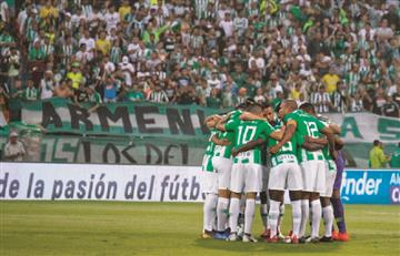 Liga Águila: Sigue EN VIVO ONLINE el partido entre Envigado y Atlético Nacional