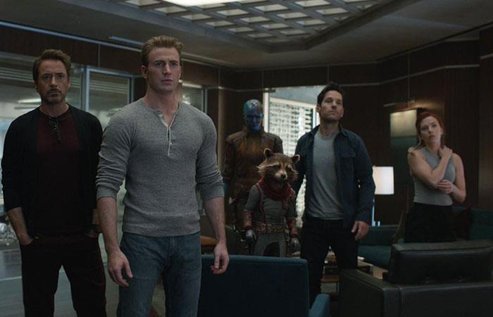 Avengers Endgame sigue rompiendo récords