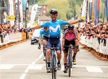 Betancur ahora es quinto en la general del Tour de Romandía