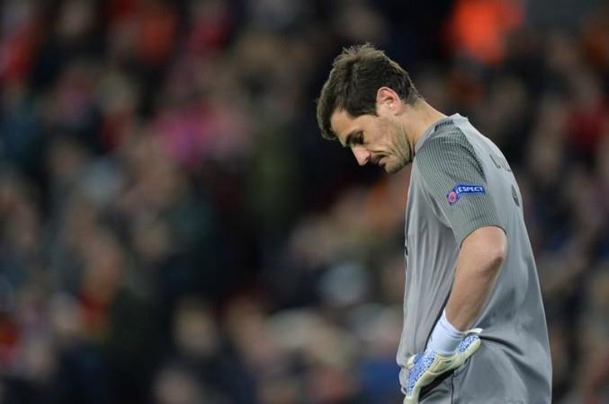 Iker Casillas sufre sorpresivo infarto