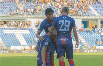 Unión Magdalena ganó y le mete presión a Atlético Nacional
