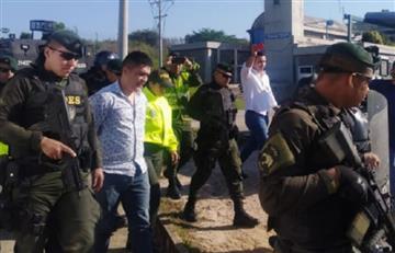 El presunto asesino de la chilena fue envíado a la cárcel