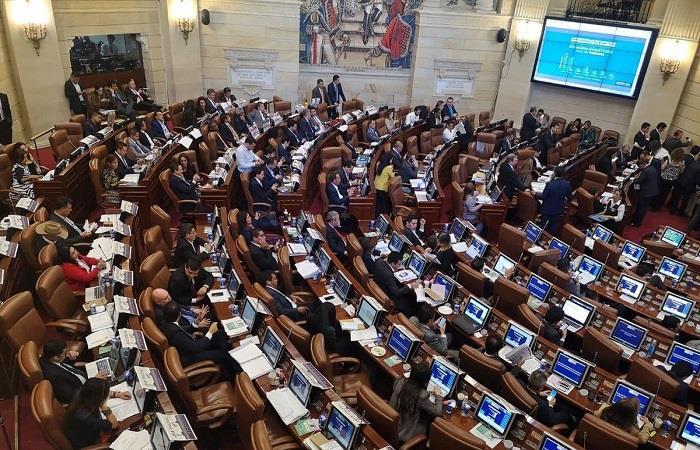 Doce de los 349 artículos fueron rechazados en la Cámara de Representantes. Foto: Twitter