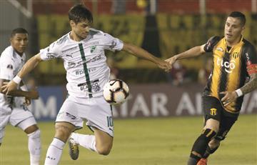 Deportivo Cali se clasificó a la segunda fase de la Copa Sudamericana