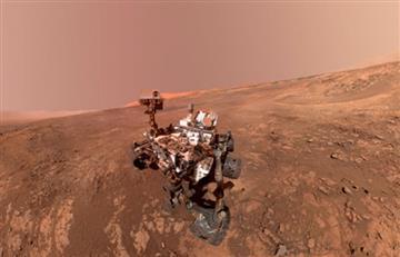 ¿Un amanecer marciano? La NASA comparte imágenes de cómo ocurre ese suceso en el Planeta Rojo