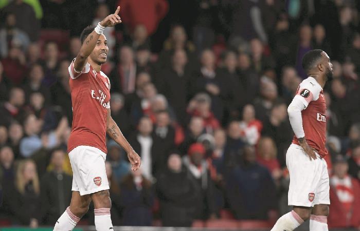 Europa League: Arsenal goleó a Valencia y está cerca de la final