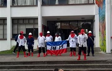 Grupos disidentes estarían infiltrados en las Universidades Públicas