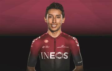 ¡Atención! Egan Bernal se pierde el Giro de Italia