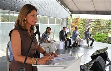 ¿Por qué la vicepresidenta de Colombia se va para Estados Unidos?