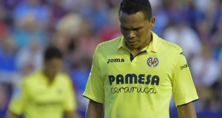 Real Madrid derrotó a Villareal que contó con Carlos Bacca