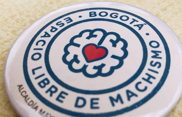 Esta campaña cuenta con la plataforma virtual www.bogotaespaciolibredemachismo.gov.co. Foto: Twitter