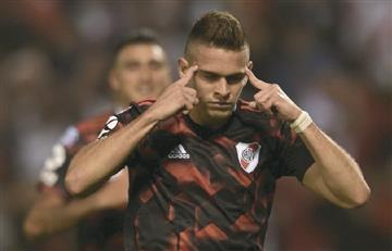 Santos Borré se pierde dos fechas de la Copa Libertadores