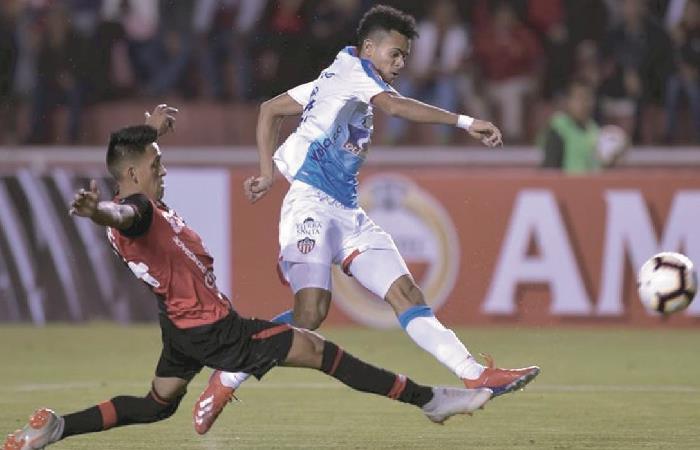 Copa Libertadores: Sigue EN VIVO ONLINE el partido Junior vs. Melgar