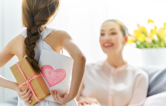 Los regalos que mamá amará. Foto: Shutterstock