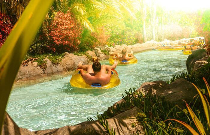 En el mundo existen parques de atracciones en los que el visitante puede disfrutar como un niño. Foto: Shutterstock