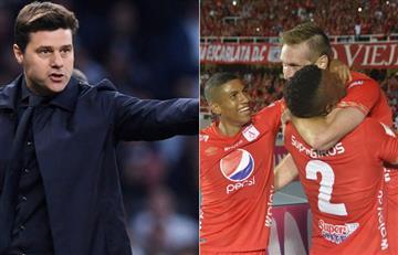 América y Tottenham unidos por la Champions League