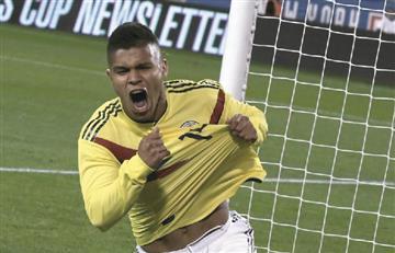 El 'Cucho' Hernández marcó doblete ante Arabia Saudí
