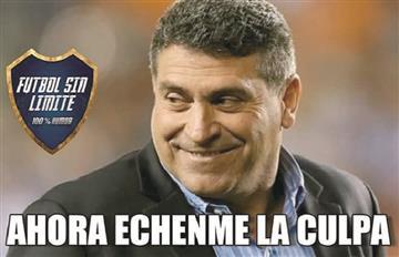 Estos son los memes que dejó la derrota de Junior en Libertadores