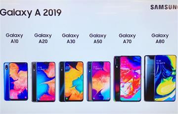 Conoce la nueva familia de productos Galaxy A de Samsung