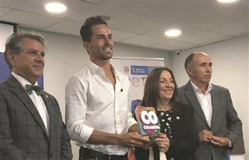 Santiago Giraldo es nombrado #LoMejorDeColombia