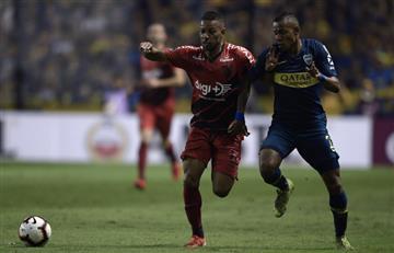 [VIDEO] Sebastián Villa fue figura con Boca ante Paranaense