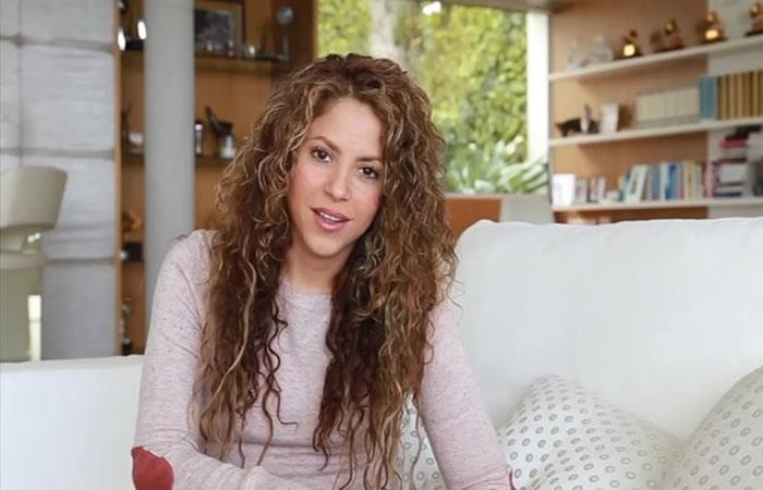 Fotos revelarían que Shakira está embarazada de nuevo