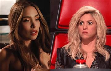 Luisa Fernanda W se compara con Shakira en su carrera como cantante