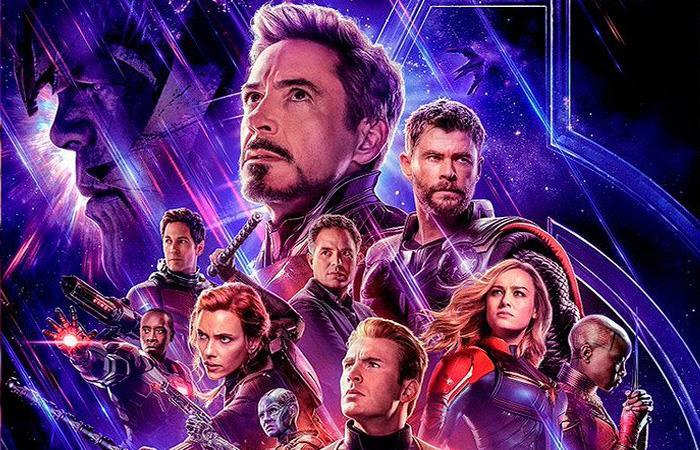 Avengers: Endgame ya es la película más taquillera en la historia de Colombia. Foto: Twitter