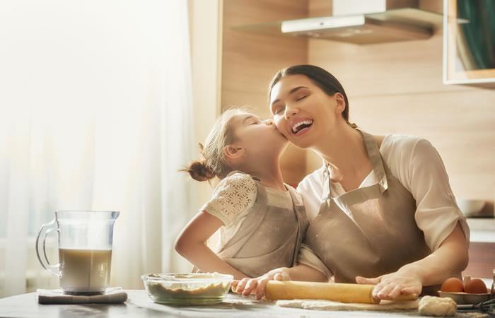 El Día de la Madre se celebrará el próximo 12 de mayo en Colombia. Foto: Shutterstock