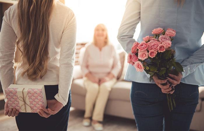 En muchos lugares del mundo el segundo domingo de mayo se celebra el Día de las Madres. Foto: Shutterstock