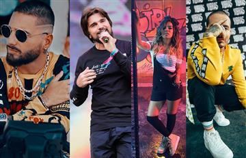 ¡Esta noche es nuestra! Colombianos por doquier entre los nominados a los Premios Heat 2019